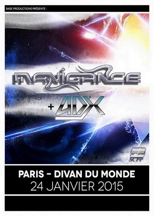 Manigance/ADX