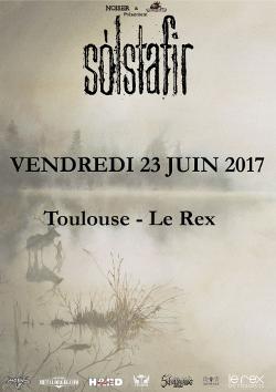 Solstafir @ Toulouse