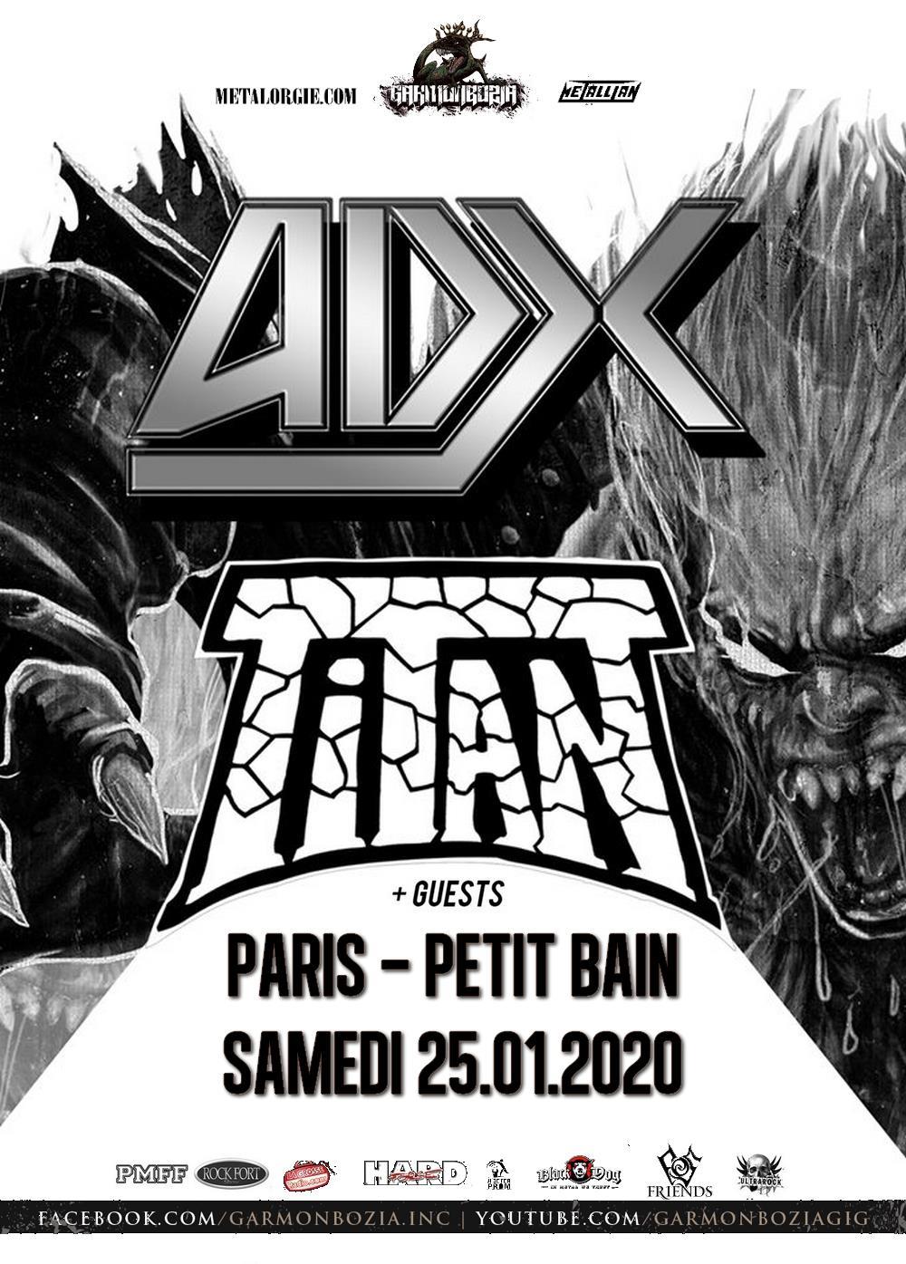 ADX+TITAN